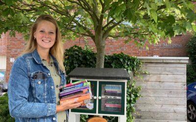 Team Brede Impuls Rijswijk is Kinderboekenambassadeur